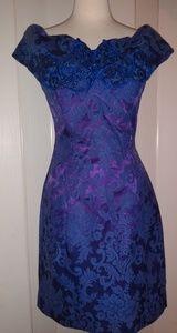 Scott McClintock vintage dress Sz 6